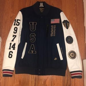 Nike NSW Olympics Destroyer jacket Size XL. Rare
